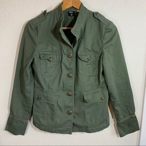 Urban Outfitters BDG Button Down Military Jacket M
